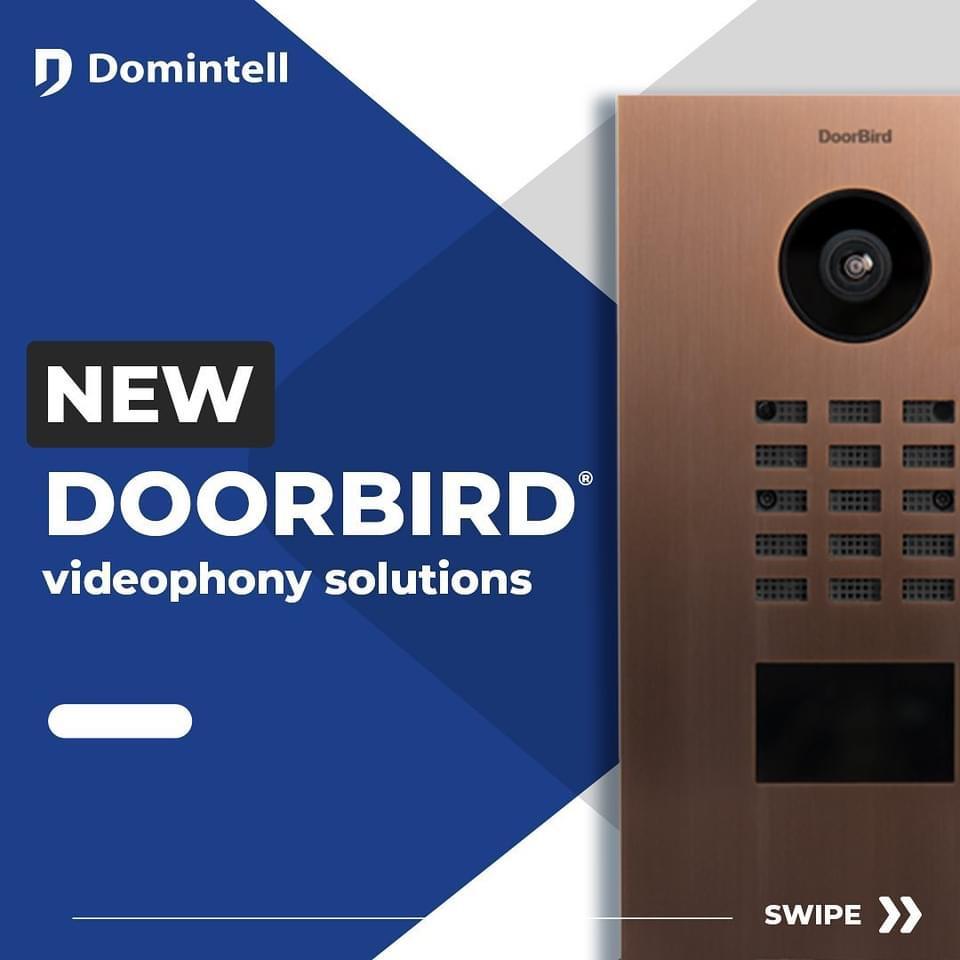 Wideodomofony DoorBird®